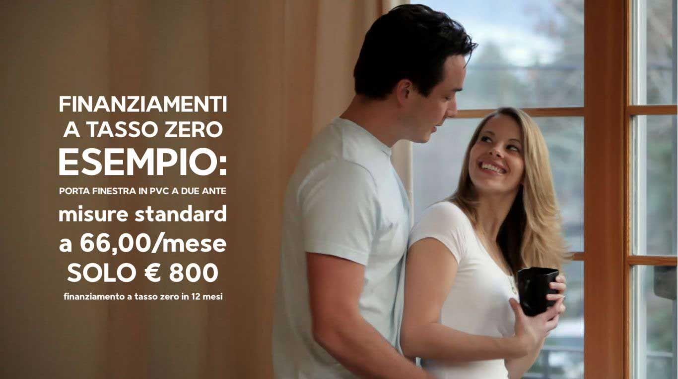 Domino offerta finestre pvc 7 camere garanzia 10 anni for Offerta finestre pvc