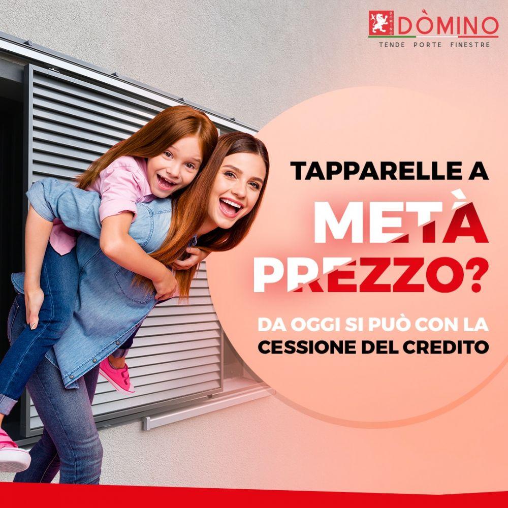 Ante A Tapparella domino | offerte | scopri tutte le nostre offerte su tende e