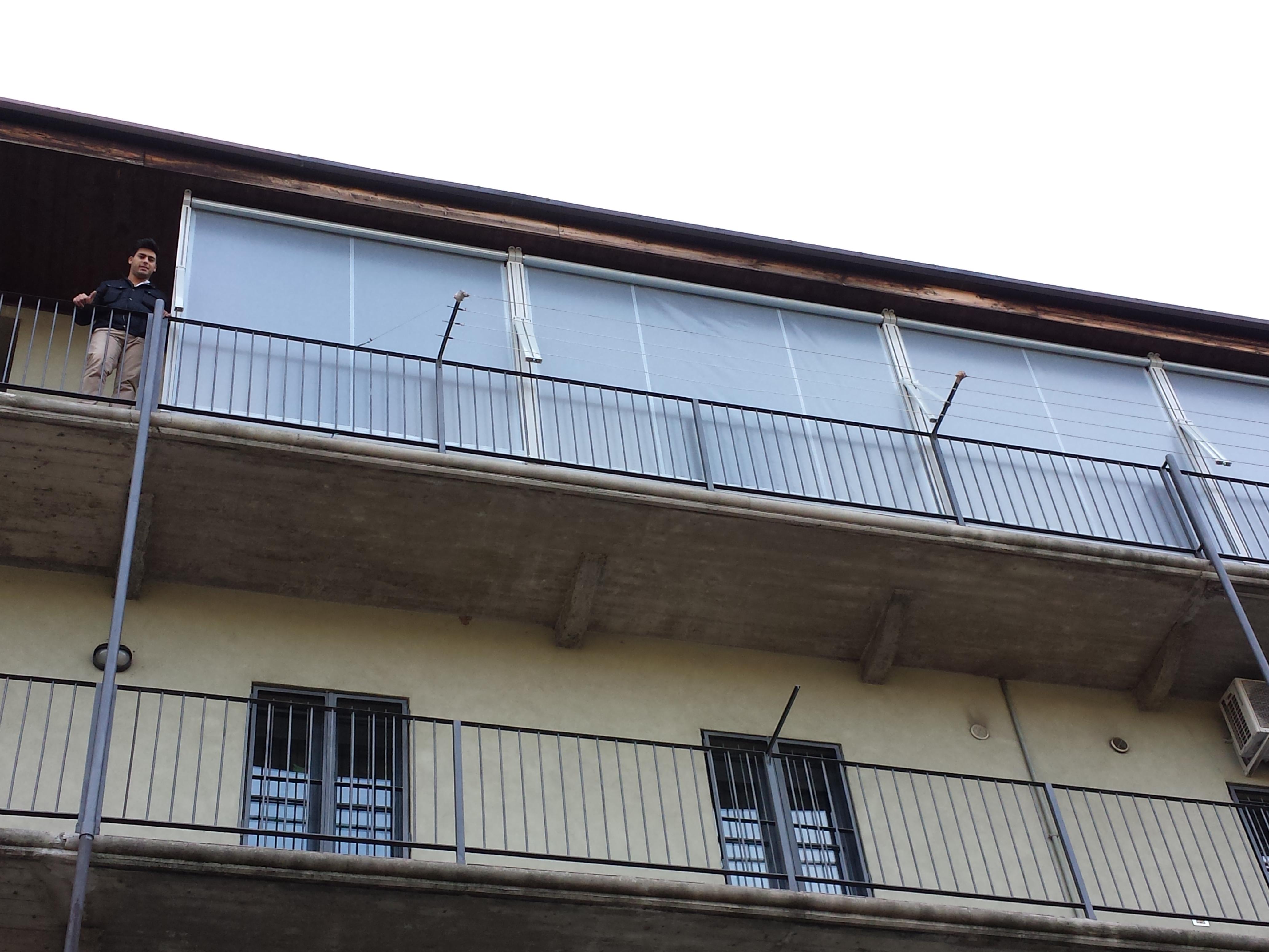 Tende Veranda Per Chiusure Invernali : Tende verande domino a torino garanzia anni