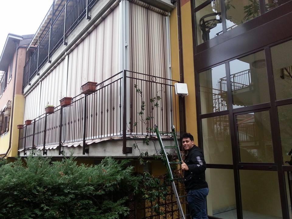 Tende Veranda Torino : Tenda veranda torino domino tende porte e finestre in piemonte